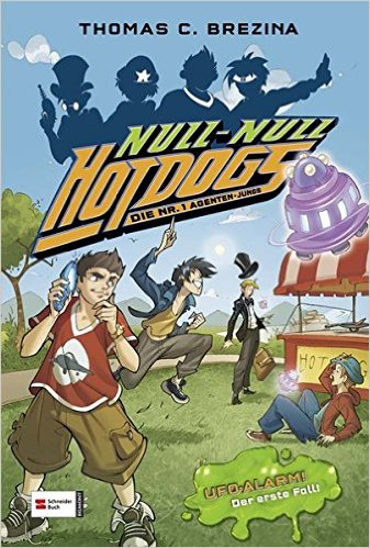 Cover of Null-Null Hotdogs - Ufo Alarm