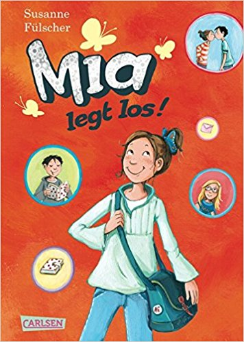 Cover of Mia (Bände 1 - 8)