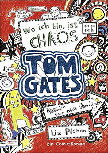 Cover of Tom Gates (6 Bände)