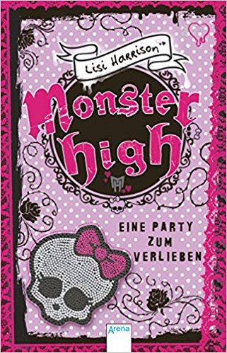 Cover of Monster High (4 Bände)